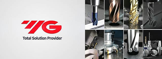 Total Solution Provider, YG-1